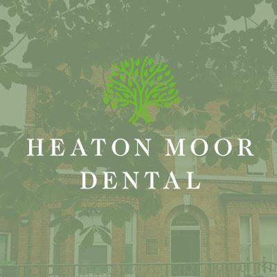 heaton moor dentist websites