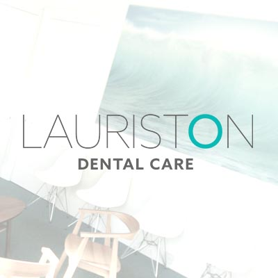 lauriston dental care website design