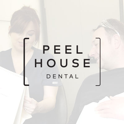 peelhouse dental website design