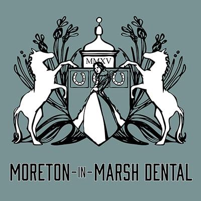 moreton in marsh dental logo design