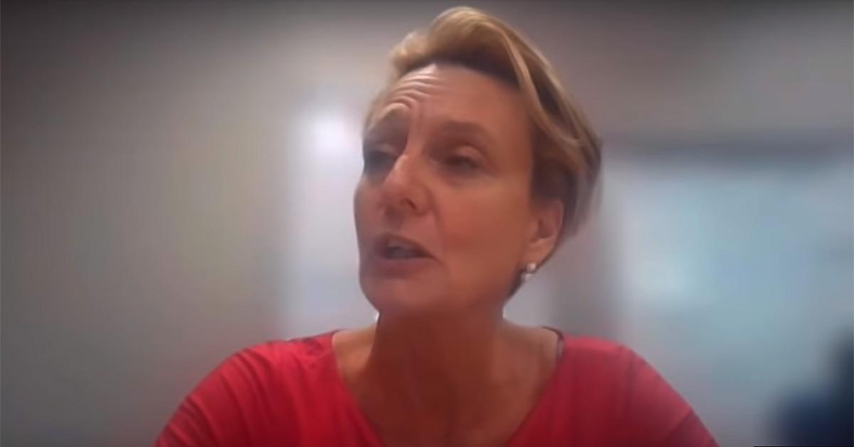 Sara Hurley UK Chief Dental Officer CDO webinar 3 April 2020