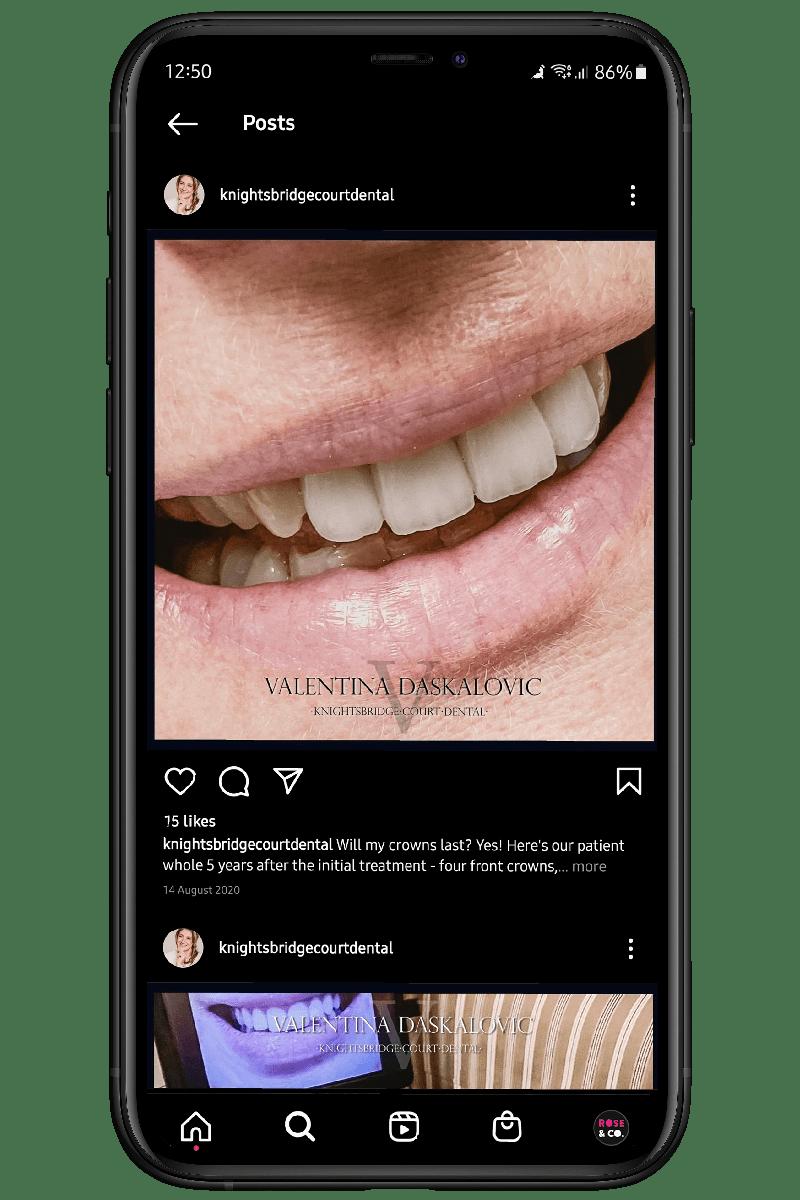 dental social media training uk